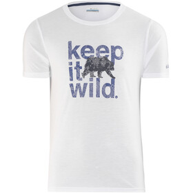 Columbia Miller Valley SS Tee Men white